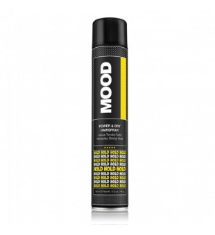 Mood Power & Dry Spray Plaukų lakas, 750 ml | inbeauty.lt