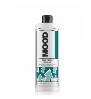 Mood Cell Force Šampūnas nuo plaukų slinkimo, 400 ml | inbeauty.lt