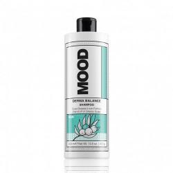 Šampūnas nuo pleiskanų riebiai galvos odai - Derma Balance, 1000 ml