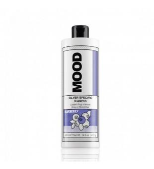 Mood  Silver Specific Šampūnas šviesiems plaukams, 400 ml | inbeauty.lt