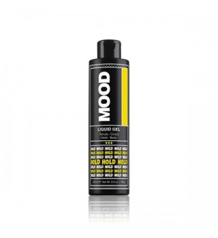 Mood Liquid Gel Skystas plaukų formavimo gelis, 200 ml | inbeauty.lt