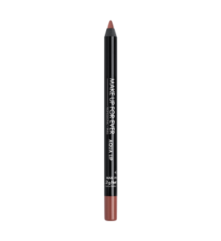Make Up For Ever Aqua Lip Waterproof Lip Liner Vandeniui atsparus lūpų pieštukas, 1.2g | inbeauty.lt