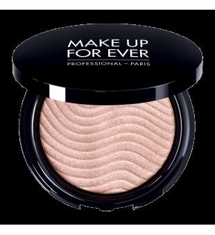 Make Up For Ever Pro Light Fusion Luminizer Žvilgesio suteikianti pudra, 9g | inbeauty.lt