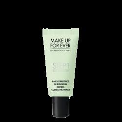 Step1 Skin Equalizer Redness Correcting Primer Odos raudonį koreguojantis makiažo pagrindas, 15ml