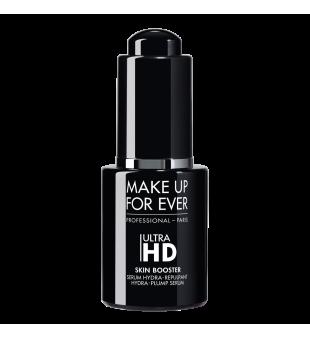 Make Up For Ever Ultra HD Skin Booster Drėkinamasis veido serumas, 12ml | inbeauty.lt