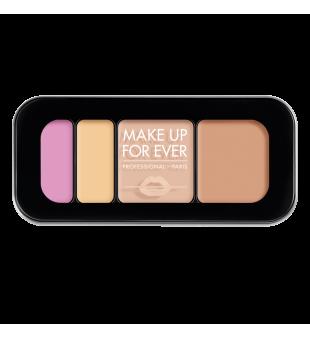 Make Up For Ever Ultra HD Underpainting Color Correcting Palette Maskuoklių paletė, 1vnt | inbeauty.lt
