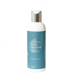 Manilla HAIR CLINIC Stiprinantis šampūnas su aminorūgštimis ir biotinu, 200ml | inbeauty.lt