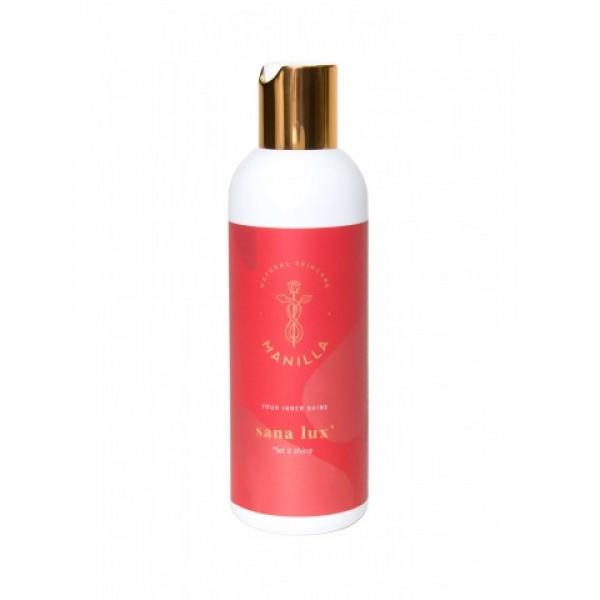 SANA LUX Šampūnas normaliems plaukams, 200 ml