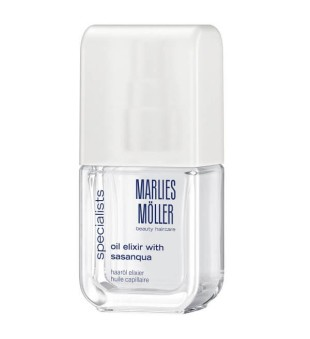 Marlies Möller Oil Elixir With Sasanqua Aliejinio pagrindo plaukų serumas, 50 ml | inbeauty.lt
