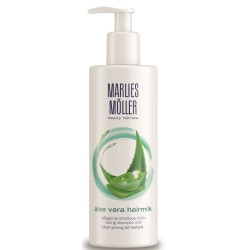 Aloe Vera Hairmilk Caring Shampoo Plaukų šampūnas-pienelis, 300ml