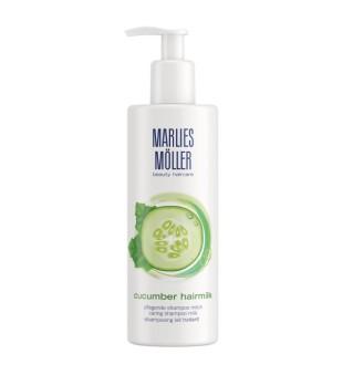 Marlies Möller Cucumber Hairmilk Caring Shampoo Plaukų šampūnas-pienelis, 300ml | inbeauty.lt