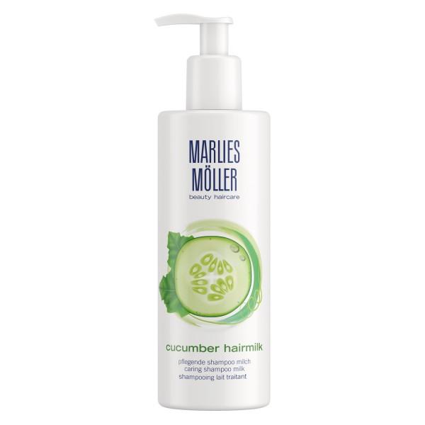 Cucumber Hairmilk Caring Shampoo Plaukų šampūnas-pienelis, 300ml