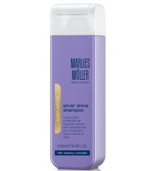 Marlies Möller Silver Shine Dažomasis šampūnas, 200 ml | inbeauty.lt