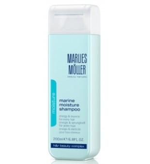 Marlies Möller Marine Moisture Shampoo Drėkinamasis šampūnas, 200 ml | inbeauty.lt