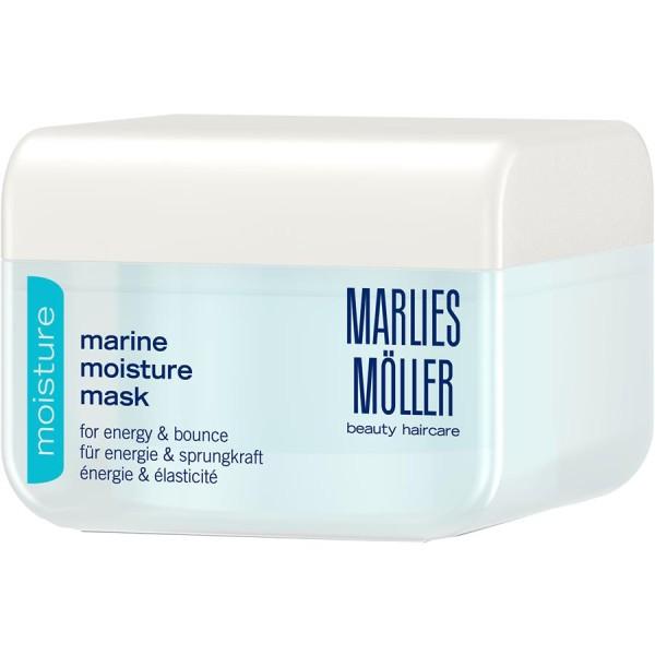 Marine Moisture Mask Drėkinamoji plaukų kaukė, 125 ml