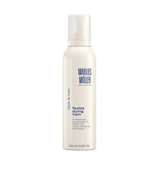 Marlies Möller Flexible Styling Foam Formuojamosios plaukų putos, 200 ml | inbeauty.lt