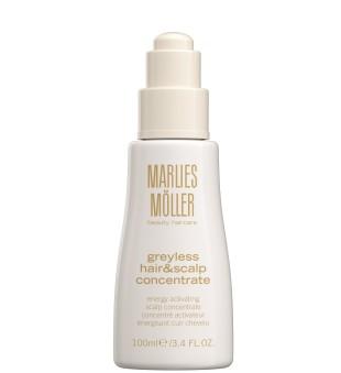 Marlies Möller Greyless Hair & Scalp Concentrate Galvos odos serumas, 100ml | inbeauty.lt