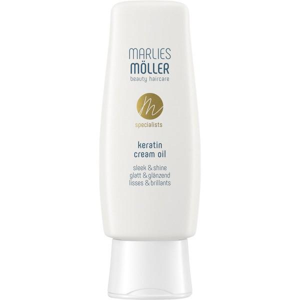 Keratin Cream Oil Plaukų kremas su keratinu, 100ml