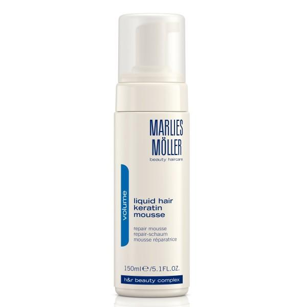Liquid Hair Keratin Mousse Plaukų putos su keratinu, 1vnt