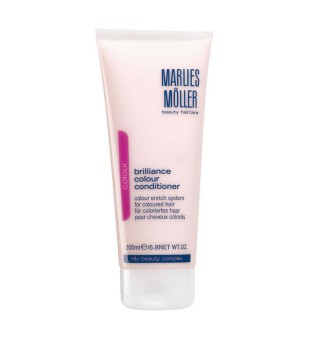 Marlies Möller Brilliance Colour Conditioner Kondicionierius dažytiems plaukams, 200 ml | inbeauty.lt