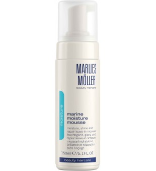 Marine Moisture Mousse Conditioner Drėkinamasis plaukų kondicionierius-putos, 150ml