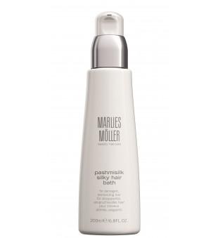 Marlies Möller Pashmisilk Silky Hair Bath Žvilgesio suteikiantis šampūnas, 200 ml | inbeauty.lt