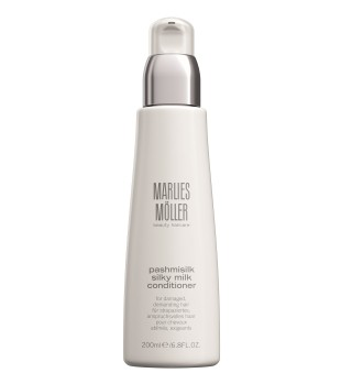 Marlies Möller Pashmisilk Silky Milk Conditioner Plaukų balzamas su šilko kompleksu, 200 ml | inbeauty.lt