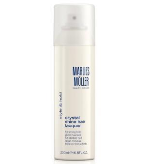 Marlies Möller Crystal Shine Hair Lacquer Plaukų lakas, 200 ml | inbeauty.lt