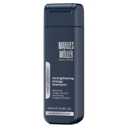 Men Unlimited Energy Constructing Gel Plaukų šampūnas vyrams, 200 ml