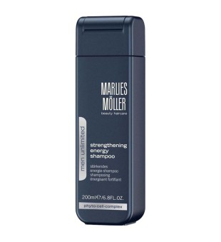 Marlies Möller Men Unlimited Energy Constructing Gel Plaukų šampūnas vyrams, 200 ml | inbeauty.lt