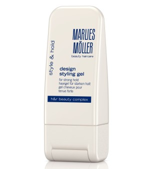 Marlies Möller Design Styling Gel Plaukų želė, 100 ml | inbeauty.lt