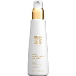 Luxury Golden Caviar Hair Bath Prabangus plaukų šampūnas su ikrų ekstraktu, 200 ml