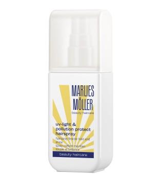 Marlies Möller UV Light & Pollution Protect Hairpsray Apsauginis purškiklis plaukams nuo saulės ir taršos, 125ml   inbeauty.lt