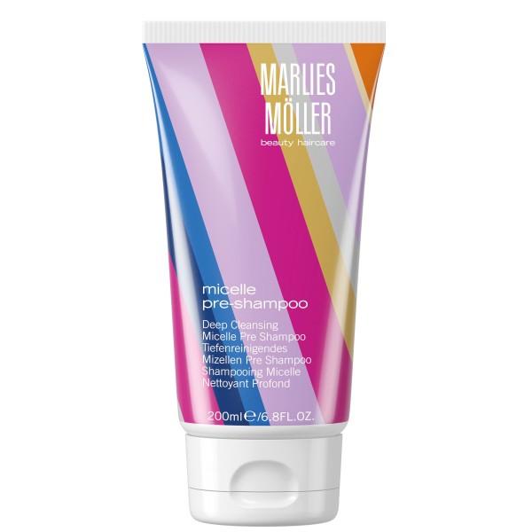 Micelle Pre-Shampoo Valomasis micelinis plaukų šampūnas, 200 ml