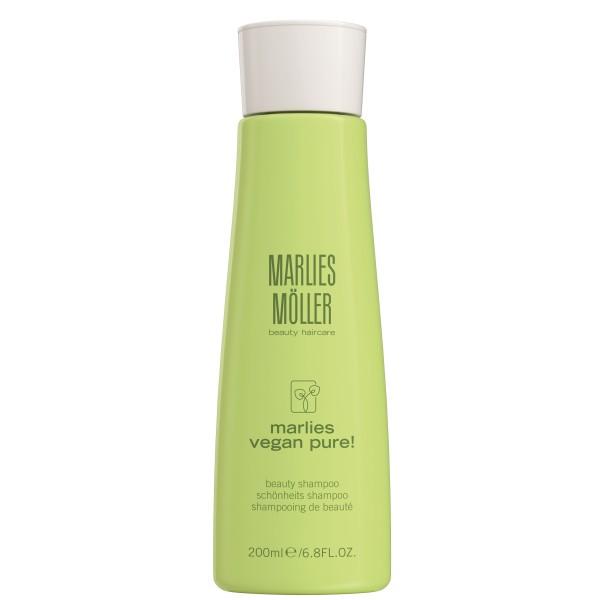 Vegan Pure Beauty Shampoo Kasdienis šampūnas, 200ml