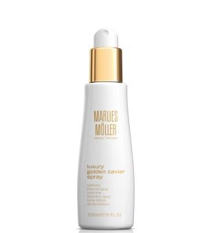 Marlies Möller Luxury Golden Caviar Spray Žvilgesio suteikiantis purškiklis plaukams, 150 ml | inbeauty.lt