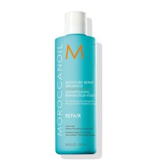 Moroccanoil Moisture Repair Shampoo Atkuriamasis šampūnas pažeistiems plaukams, 250ml | inbeauty.lt