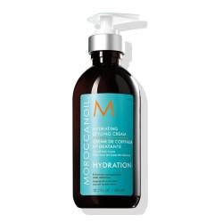 Hydrating Styling Cream Drėkinamasis plaukų modeliavimo kremas, 300ml