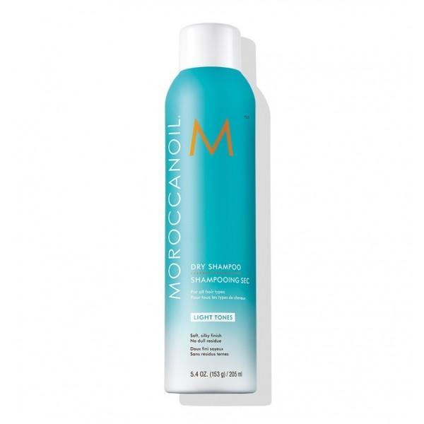 Sausas šampūnas šviesiems plaukams, 205ml