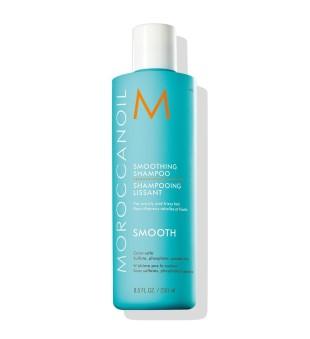 Moroccanoil Smoothing Shampoo Glotninantis šampūnas, 250ml | inbeauty.lt