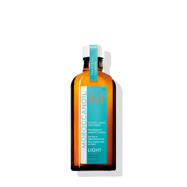 Treatment For Fine And Light Colored Hair Atkuriamasis aliejus ploniems plaukams, 100 ml