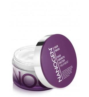 Nanogen Hair Growth Factor Treatment Mask Apimties suteikianti plaukų kaukė, 200ml | inbeauty.lt