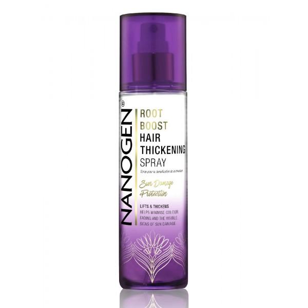 Root Boost Hair Thickening Spray Šaknų pakelėjas su apsauga nuo saulės, 100ml