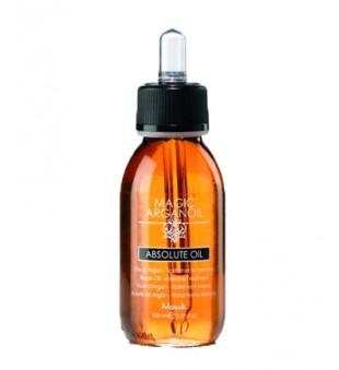 Nook Secret Absolute Oil Atkuriamasis aliejus sausiems plaukams, 100ml | inbeauty.lt