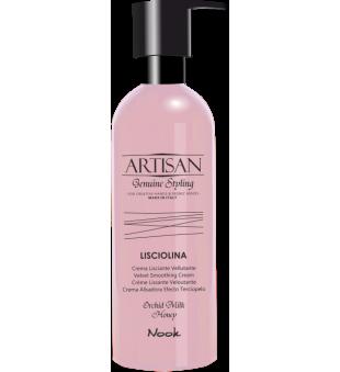Nook Artisan Lisciolina - aksominio švelnumo kremas, 200 ml | inbeauty.lt