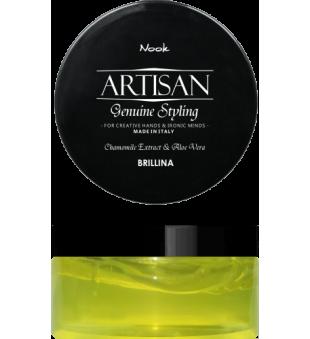 Nook Artisan Brillina - briliantino efekto žvilgesio vaškas, 100 ml | inbeauty.lt
