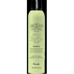 Artisan Spumiglia - elastingumo suteikiančios plaukų putos, 250 ml