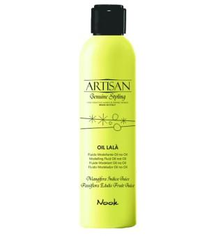 Nook Artisan Oil Lalà Garbanų modeliavimo fluidas, 250 ml | inbeauty.lt