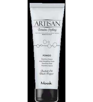 Nook Artisan Pongo - matinė plaukų formavimo pasta, 100 ml | inbeauty.lt