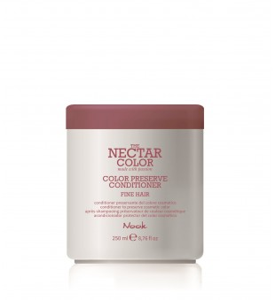 Nook Color Preserve Kondicionierius ploniems plaukams pH 3.8 - 4.2, 250 ml | inbeauty.lt